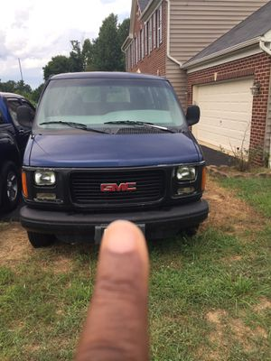 2000 Chevy Express passenger van for Sale in Waldorf, MD