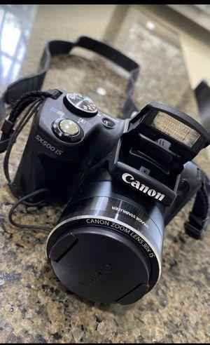 Canon SX 500 for Sale in Miramar, FL