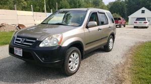 2005 HONDA CRV for Sale in Grafton, OH