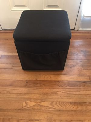 Black Storage Bin for Sale in Wake Forest, NC