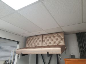 Rose Gold Futon for Sale in Lakewood, CA