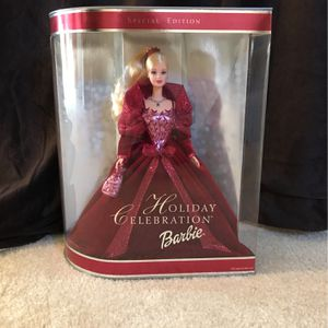 2002 Special Edition Holiday Celebration Barbie for Sale in Woodbridge, VA