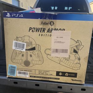 Fallout 76 Power Armor Edition - Ps4 PlayStation 4 for Sale in Fresno, CA