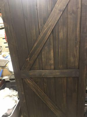 "2 37"" barn doors for Sale in Joliet, IL"