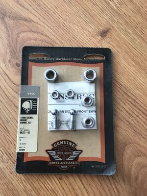 Harley Davidson V-Rod Turn Signal Mount Swivel Kit for Sale in Farmington Hills, MI