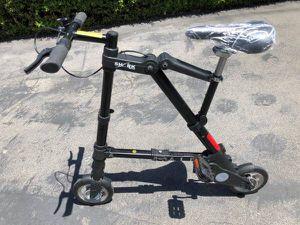 "8"" Folding Bike Mini Aluminum Alloy Travel Lightweight Portable Foldab for Sale in Waldorf, MD"