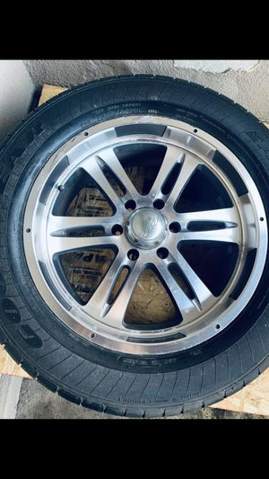 Tires for Toyota Tacoma tundra for Sale in Garden Grove, CA