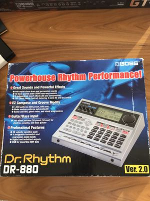 Dr rhythm DR 880 for Sale in San Diego, CA