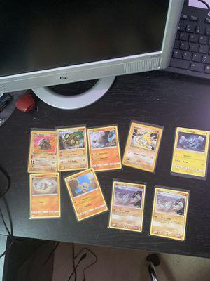 Pokemon cards : Geodude set for Sale in Centreville, VA