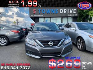 2016 Nissan Altima for Sale in Inwood, NY