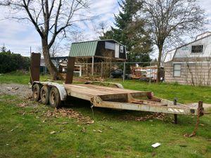 Triple Axle Trailer for Sale in Portland, OR