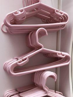 Baby Girl Hangers for Sale in Lake Elsinore,  CA