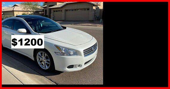 Price$1200 Nissan Maxima