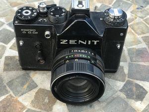 Russian 35mm film camera NOT DIGITAL for Sale in Philadelphia, PA