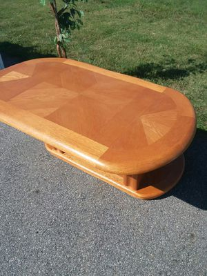 Coffee table snack bar I call it for Sale in Pretty Prairie, KS