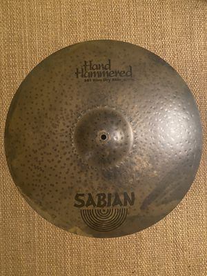 "Sabian 20"" HH Raw Dry Ride Cymbal for Sale in Palm Beach, FL"
