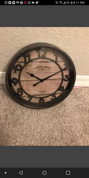 Antique clock for Sale in McDonough, GA