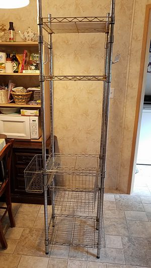 Utility rack for kitchen or bathroom for Sale in Sunbury, PA