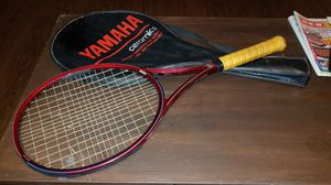 Yamaha tennis racket90dx for Sale in Austin, TX
