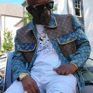 Custom LV Jean Jacket for Sale in Marietta, GA