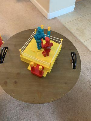Rock em sock em robots for Sale in Riverview, FL