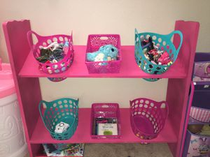 Pink organizer for Sale in Tampa, FL
