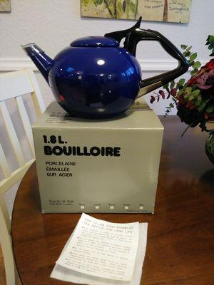 NIB Tea Kettle for Sale in Puyallup, WA