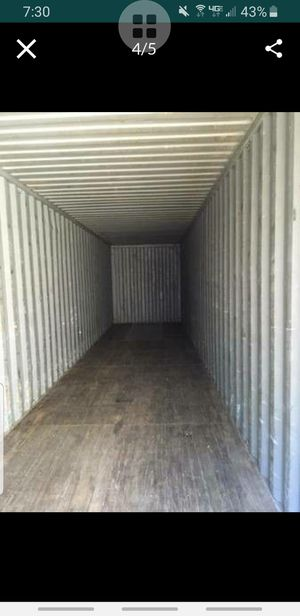 Storage Containers for Sale in Naples, FL