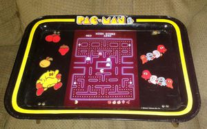 1980s PAC-MAN Metal TV Trays for Sale in Rockville, MD