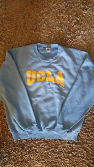 Vintage Russell UCLA Collegiate Sweatshirt. XXL for Sale for sale  Oceanside, CA
