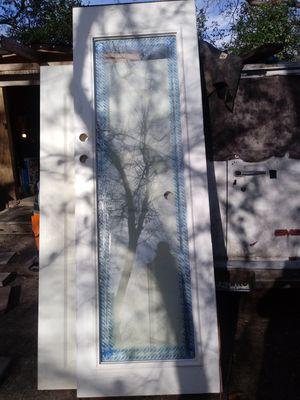 New 9ft exterior door for Sale in Austin, TX