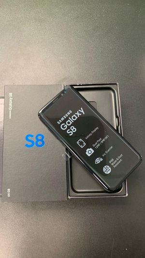 Samsung Galaxy S8 Unlocked Warranty for Sale in Miami, FL