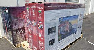 80 Vizio 4K Smart TV ~ Brand New for Sale in Long Beach, CA