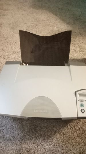 Lexmark X5270 All-in-One Printer/Scanner/Copier only 10$ excellent condition! for Sale in Wyandotte, MI