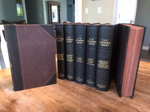 1909 vintage books for Sale in Kennewick, WA