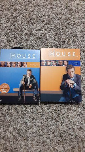 House M.D. Seasons 1 and 2 for Sale in San Antonio, TX