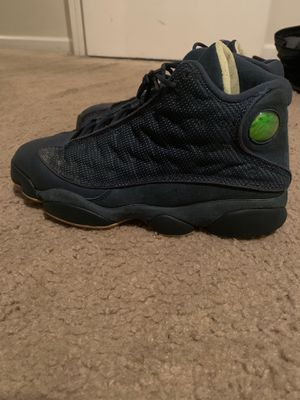 "Air Jordan Retro 13 ""Squadron"" size 9 for Sale in Murfreesboro, TN"