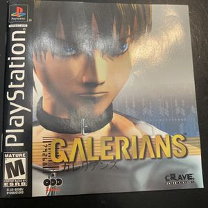 Gallerians -ps1 Game for Sale in Fresno, CA