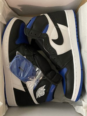 Jordan 1 Royal Toe Size 10 DS for Sale in Norwell, MA