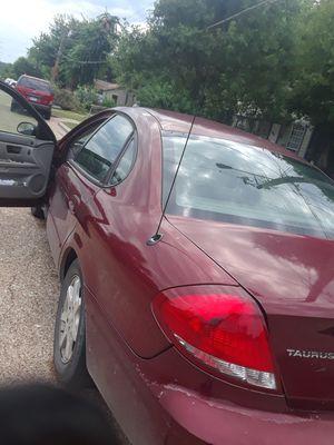 FORD TAURUS for Sale in Dallas, TX