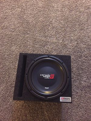Brand new 112 Sub woofer speaker for Sale in Temple Hills, MD