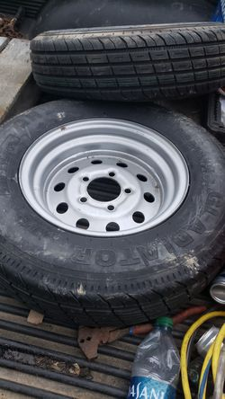 Trailer tires for Sale in Caddo Gap,  AR
