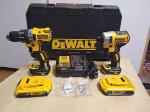 Dewalt XR brushless 3 speed impact full set $200 cash only for Sale in Las Vegas, NV