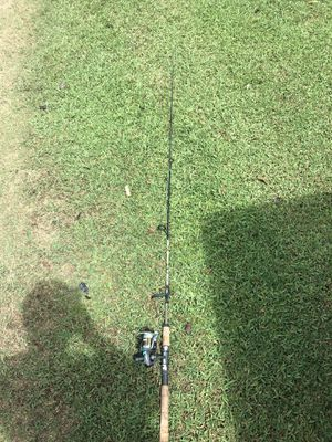 Fishing poles for Sale in Fitzgerald, GA