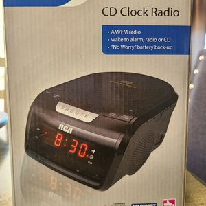 RCA Radio Alarm Clock for Sale in Port St. Lucie, FL
