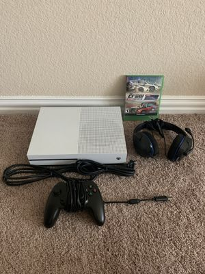 Xbox One S Bundle for Sale in Garland, TX