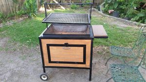 Grill Oven Asador Ataud for Sale in Houston, TX