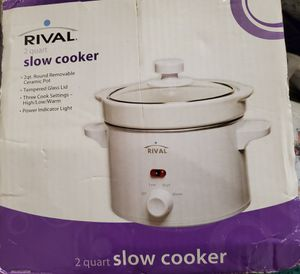 Slow cooker for Sale in Gainesville, VA