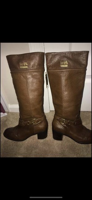 Coach riding boots for Sale in New Market, MD
