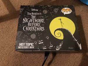 Funko nightmare before Christmas mystery box for Sale in Land O Lakes, FL